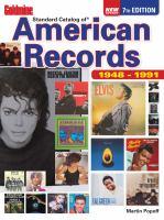Goldmine Standard Catalog of American Records, 1948-1991