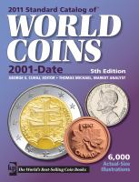 2011 Standard Catalog of World Coins, 2001-date