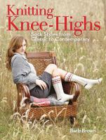 Knitting Knee-highs