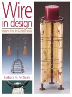 Wire in Design : Modern Wire Art & Mixed Media