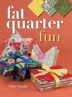 Fat Quarter Fun