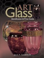 Art Glass Identification & Price Guide