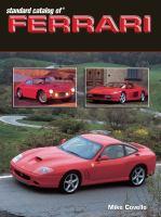Standard Catalog of Ferrari, 1947-2003