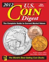 2012 U.S. Coin Digest