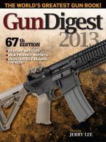 Gun Digest 2013