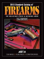 2013 Standard Catalog of Firearms