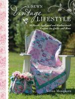 A Sewn Vintage Lifestyle