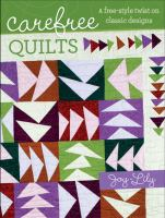 Carefree Quilts