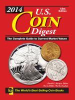 U.S. Coin Digest, 2014
