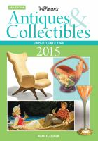 Warman's Antiques and Collectibles, 2015