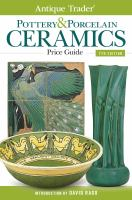 Pottery & Porcelain Ceramics