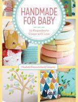Handmade for Baby