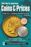 2015 North American Coins & Prices