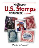 Warman''s U.S. Stamps Field Guide