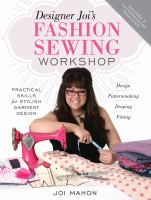 Designer Joi's Fashion Sewing Workshop