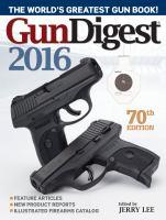 GunDigest 2016