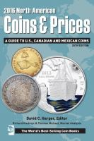 North American Coins and Prices 2016