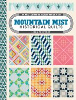 Mountain Mist historical quilts : 14 mid-century quilts made new