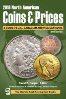 NORTH AMERICAN COINS & PRICES 2018