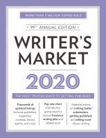Writer's Market 2020