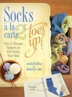Socks à La Carte 2 Toes Up!