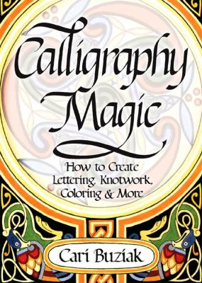 Calligraphy Magic book cover