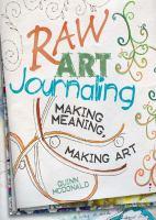 Image: Raw Art Journaling