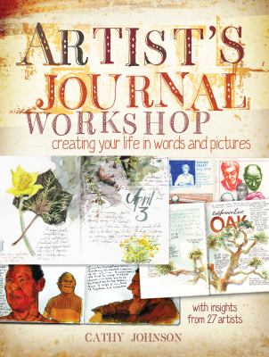 Artists Journal Workshop book cover