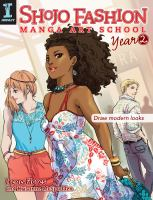 Shojo Fashion Manga Art School, Year 2