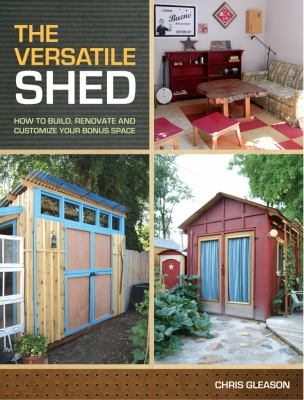 The Versatile Shed book cover