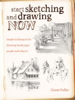 Start Sketching and Drawing Now
