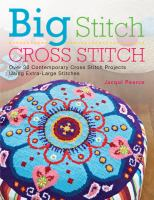 Big Stitch Cross Stitch