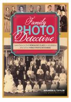 Image: Family Photo Detective