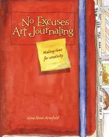 Image: No Excuses Art Journaling