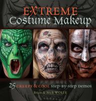 Extreme Costume Makeup