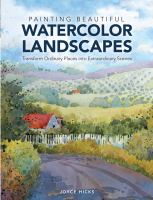 Painting Beautiful Watercolor Landscapes