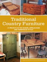 Traditional Country Furniture
