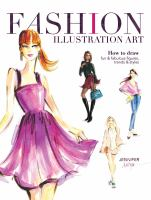 Fashion Illustration Art