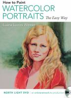How to Paint Watercolor Portraits the Easy Way