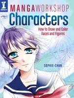 Manga Workshop Characters