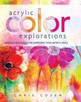 Image: Acrylic Color Explorations