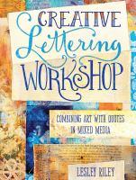 Creative Lettering Workshop