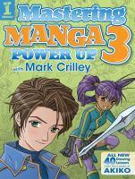 Mastering Manga 3