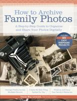Image: How to Archive Family Photos