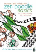 Tangle Love Workshop: Zen Doodle Basics