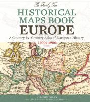 The Family Tree Historical Maps Book, Europe