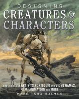 Designing Creatures & Characters
