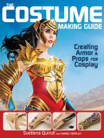 Cover for The Costume Making Guide