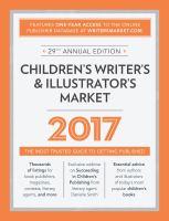 Children's Writer's & Illustrator's Market, 2017