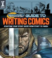 Comics Experience® Guide to Writing Comics